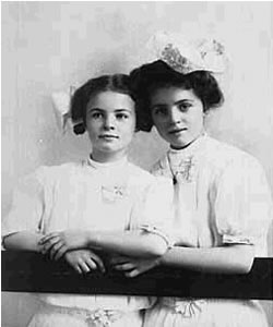 Becky and Joan London