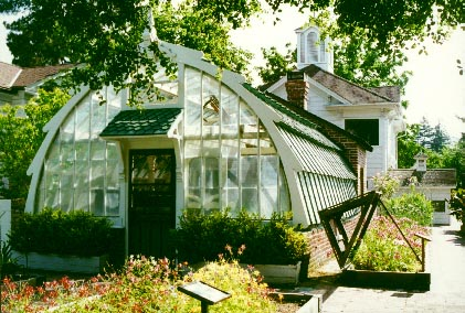 Luther Burbank Greenhouse